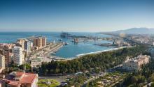 Málaga, una de lasvisitas imprescindibles. Foto: Pexels