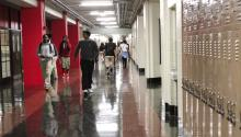 South Philadelphia High School. Photo: Samantha Madera/ AL DÍA News