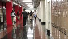 South Philadelphia High School. Samantha Madera/ AL DÍA News