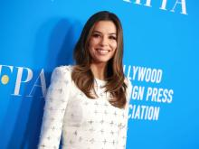Eva Longoria directs her first film. Getty Images.