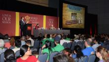 WMF2015: 'Jesús como piedra angular de la familia'