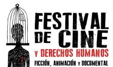 Poster oficial del Festival de Cine y Derechos Humanos de Barcelona 2021.