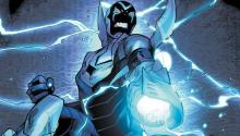 The movie would face the identity of Jaime Reyes, the third bearer of the Blue Beetle's powers. PHOTO: IGN