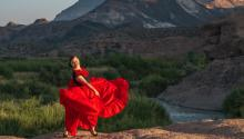 """""""They showcase the vast talent, diversity and complexity within the Latino community in the U.S. and abroad."""" PHOTOGRAPHY: Folk Frontera"""