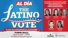 Realities and myths: The Latino Voter Town Hall