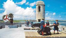 St. Augustine, Florida, the first settlement in our nation, was founded by Hispanics in 1565.