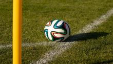 soccer ball, image to illustrate note on World Cup qualifiers to Qatar 2022