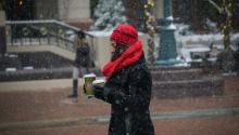 El fríopuede causar problemas respiratorios. Foto:Sharosh Rajasekher