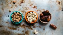 Los frutos secosssuponen un gran aportenutritivoparatu dieta. Foto: Rachael Gorjestani