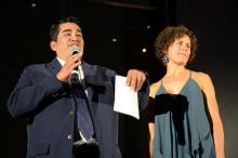 Husband and wife Jose and Beatriz Garces founded the Garces Foundation in 2012. (Peter Fitzpatrick)