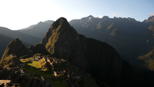 Machupicchu, photo by Brent Stirton/Getty Images.