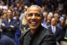 El expresidente de EEUU, Barack Obama. Getty Images