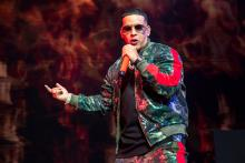 CAPTION: Singer, songwriter and rapper Daddy Yankee performs at Calibash Las Vegas 2020 at the T-Mobile Arena on January 25, 2020 in Las Vegas, Nevada. Photo:Greg Doherty/Getty Images.