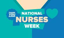 National Nurses Week is recognized from May 6 to May 12. Photo: Getty Images