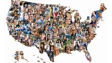More than 25% of the population identifies their origin outside the United States Gettyimages