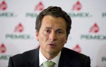 Emilio Lozoya, former director of Pemex. Credit: Alfredo Estrella/AFP/Getty Images