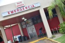 The Dorado Medical Center, in Dorado, Puerto Rico, on September 30, 2017. Photo:Hector Retamal/AFP via Getty Images