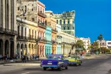Downtown Havana City, Cuba. Photo: Getty Images