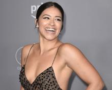 Puerto Rican-born actress Gina Rodriguez. File image.