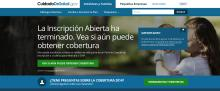 CuidadoDeSalud.gov website.