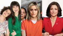 Broad City, Orange is The New Balck and Veep are some of the shows that will say goodbye this year.