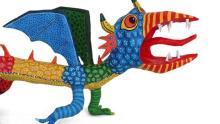Google Doodle celebrates Mexican artist Pedro Linares López. Photo: Google