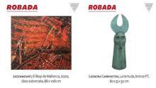 Oscar Román Gallery is stolen Photo: Oscar Román Gallery / Facebook