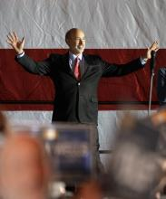 Pennsylvania Governor Tom Wolf will have a second term in Harrisburg.