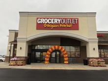 Grocery Outlet Bargain Market's grand opening in Mount Airy takes place on April 29, 2021. Photo courtesy of: Grocery Outlet Bargain Market.