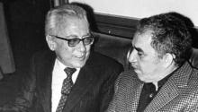 Guillermo Cano (l) and Gabriel García Márquez (r). elespectador.com
