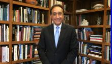 Henry Cisneros. Photo: Texas Public Radio