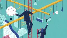 Ilustración del Informe del Foro Económico Mundial