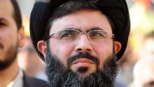 Una foto del 26 de mayo de 2008 muestra al Jefe del Consejo Ejecutivo de Hezbollah Sayyed Hashem Safieddine.
