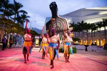 Heritage fest 2021. Image from the Adrienne Arsht Center Foundation website.