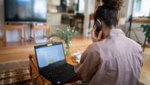 Menos del 8% de los latinos trabajan en el sector tecnológico en Estados Unidos. Photo: El Economista.