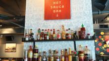 Rosy's Taco Bar. Foto: Eli Siegel