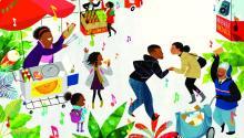 El primer libro infantil deJunotDíaz ha sido descrito como unhomenaje a la creatividad, a la diversidad y a la imaginación sin límites, que nos permite conectar con nuestra familia, nuestras raíces y con nosotros mismos.Las ilustraciones son del galardonado artista colombiano Leo Espinosa. Foto: Penguin Books
