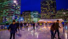 Winter fun returns to Center City's Dilworth ParkPhoto: visitephilly.com