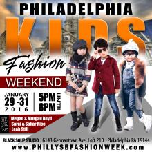 Philadelphia Kids Fashion.
