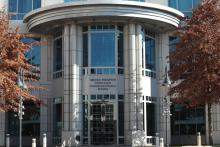 U.S District Court in the Bruce R. Thompson Courthouse in Reno, Nevada. Photo: Mark Hernandez