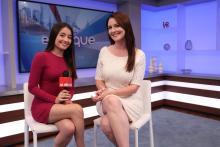 Syrmarie Villalobos de Telemundo 62