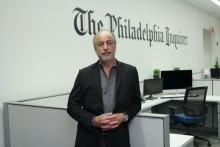 Gabriel Escobar is the senior vice president and editor of the Philadelphia Inquirer. Photo: Shea Durant