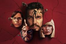 Poster of the series El Inocente. File image.