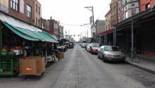 Este año se anunció un nuevo plan de revitalización que propone cambios en el corredor de la Calle 9. A largo plazo se espera que este proyecto atraiga nuevos clientes, nuevos residentes y nuevos negocios al Italian Market. Yesid Vargas/AL DÍA