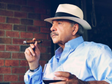 Cuban filmmaker Iván Acosta. Archive image.