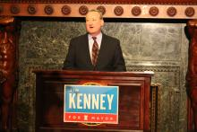 Kenney's wage discrimination bill fought with force