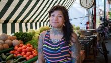 Jennifer 'Jen' Zavala es una chef mexicoestadouniense que, desde el sur de Filadelfia, se dedica a reivindicar el papel de las chefs latinas en la gastronomíalocal y nacional. Foto: Samantha Laub/AL DÍA News