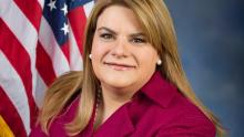 Jenniffer González Colón,the Resident Commissioner for Puerto Rico in the U.S. House of Representatives. Photo Courtesy: gonzalez-colon.house.gov.