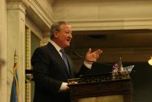 """Everybody's On Edge"": Mayor Kenney"