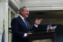Kenney wins the war over wage discrimination bill